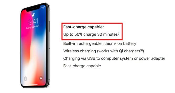 Pin của iPhone 8 và iPhone X sẽ lão hóa trong 18 tháng ảnh 2