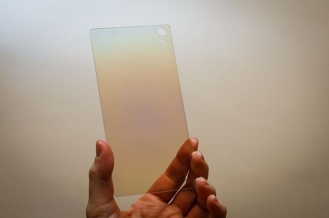 Smartphone đầu tiên với màn hình kim cương sẽ ra mắt trong năm 2019 ảnh 1