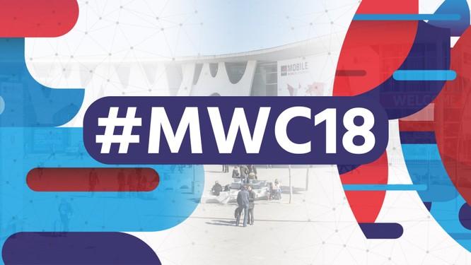 Giới công nghệ đang háo hức trông chờ ngày khai mạc của MWC 2018. Nguồn: AndroidPit