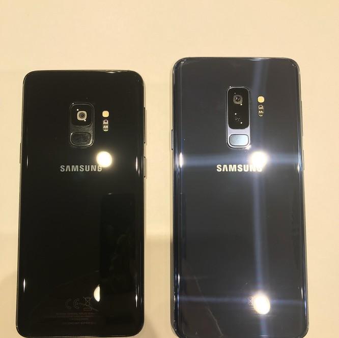 """Chùm ảnh """"nóng"""" của Galaxy S9/S9+ rò rỉ trước giờ ra mắt ảnh 5"""