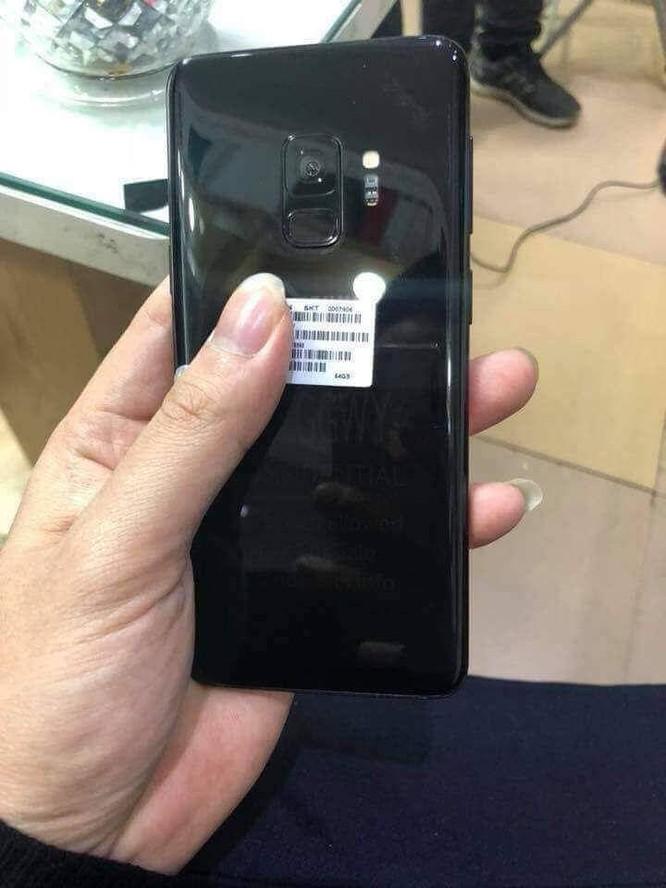 """Chùm ảnh """"nóng"""" của Galaxy S9/S9+ rò rỉ trước giờ ra mắt ảnh 6"""