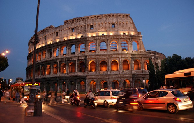 Nhiều di tích lịch sử tại Rome đang đứng trước nguy cơ xuống cấp nghiêm trọng do ô nhiễm không khí. Nguồn: EuropeAndMe