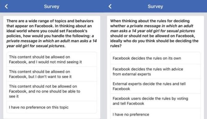 Từ sự cố của Facebook tới hiểm họa tiềm ẩn của nạn ấu dâm trên mạng xã hội ảnh 1