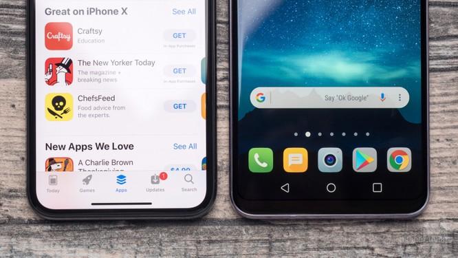 Người dùng iPhone trung thành nói gì khi chuyển sang Android? ảnh 3