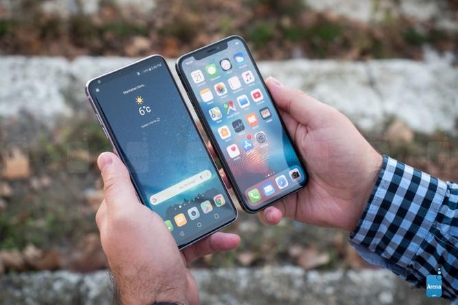 Người dùng iPhone trung thành nói gì khi chuyển sang Android? ảnh 1