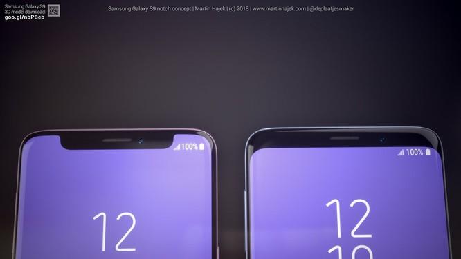 """Galaxy S9 trông như thế nào nếu bỗng dưng mọc thêm """"tai thỏ""""? ảnh 3"""