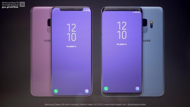 Thiết kế này sẽ giúp Galaxy S9 tăng tỷ lệ màn hình mà vẫn giữ nguyên kích cỡ của máy. Dù bạn có thích hay không thì đây là một ý tưởng có tính khả thi.
