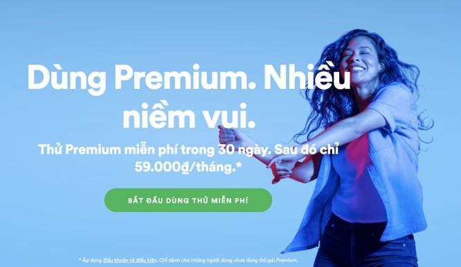 Spotify Premium tại Việt Nam: có đáng để chi 59.000/tháng? ảnh 1