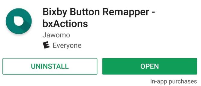 Cách gán chức năng mới cho phím Bixby trên Galaxy S9 mà không cần Root máy ảnh 1