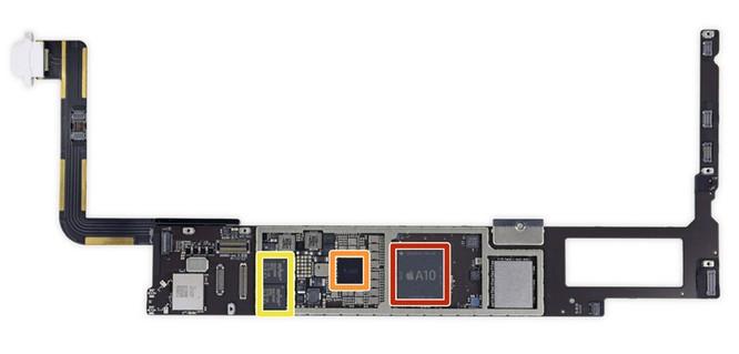 iFixit phẫu thuật iPad 6: điểm sửa chữa 2/10 ảnh 1