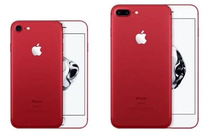 Phiên bản iPhone 8 và iPhone 8 Plus màu đỏ sắp ra mắt ảnh 1