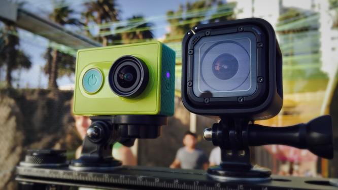 Xiaomi ấp ủ tham vọng thâu tóm GoPro ảnh 1