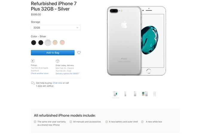 9 lý do bạn nên chọn mua iPhone 7 thay vì iPhone X ảnh 2