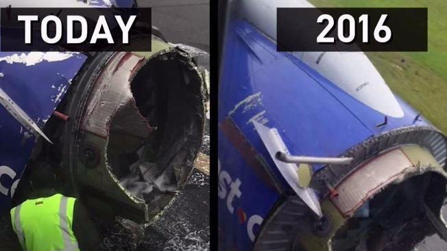 Hãng hàng không Southwest từ chối quy trình kiểm tra an toàn của nhà sản xuất động cơ ảnh 1