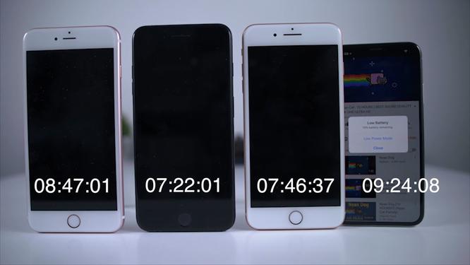Mẫu iPhone nào có thời lượng pin tốt nhất? ảnh 1