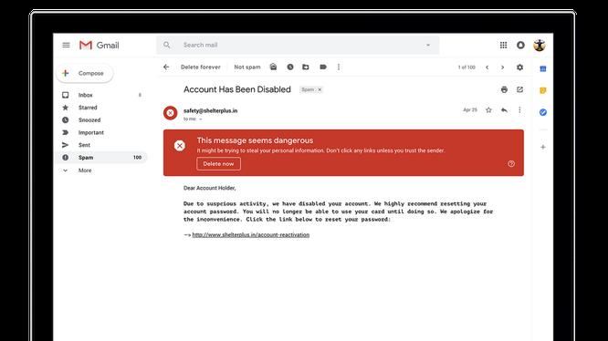 Gmail lột xác với giao diện hoàn toàn mới, thuận tiện hơn cho người dùng ảnh 5