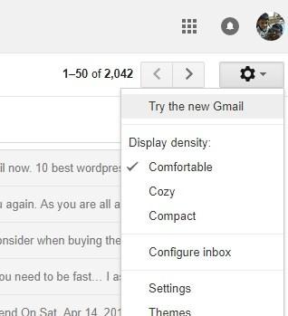 Gmail lột xác với giao diện hoàn toàn mới, thuận tiện hơn cho người dùng ảnh 7