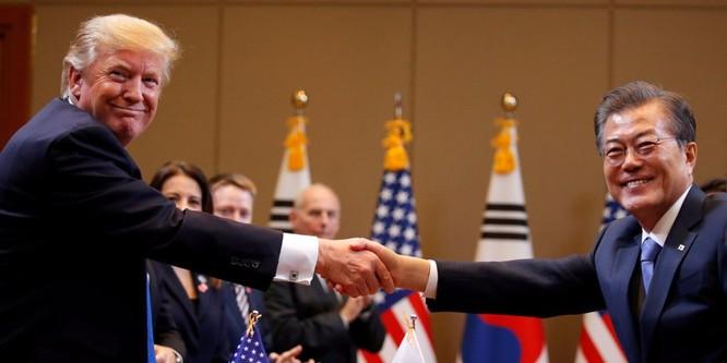 Thế giới được gì từ Hội nghị thượng đỉnh liên Triều ngày 27/4? ảnh 5