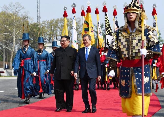 Thế giới được gì từ Hội nghị thượng đỉnh liên Triều ngày 27/4? ảnh 1