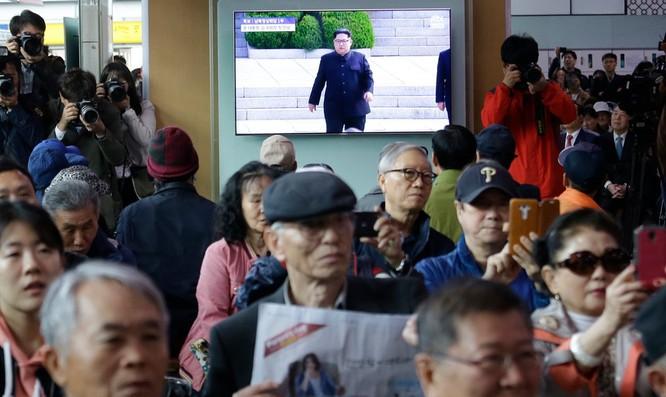 Thế giới được gì từ Hội nghị thượng đỉnh liên Triều ngày 27/4? ảnh 2