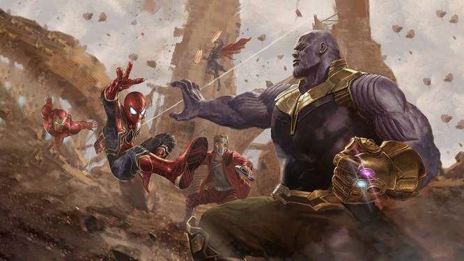 Avengers: Infinity War phá kỷ lục phòng vé, thu về 630 triệu USD trong tuần đầu công chiếu ảnh 1