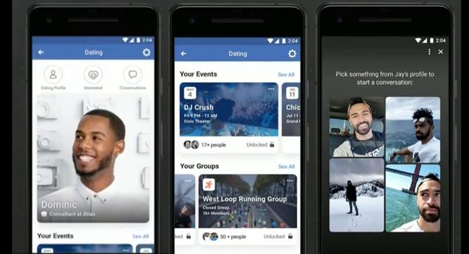 """Facebook nhảy vào lĩnh vực """"mai mối trực tuyến"""" nhờ lượng người dùng khủng ảnh 1"""
