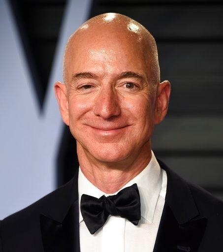 Lắng nghe tâm sự của tỷ phú Amazon Jeff Bezos về phương châm sống ảnh 1