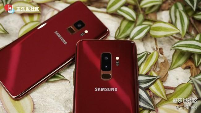 Samsung ra mắt Galaxy S9/9+ phiên bản đỏ Burgundy đẹp lộng lẫy ảnh 4