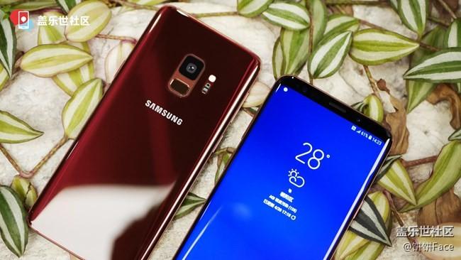 Samsung ra mắt Galaxy S9/9+ phiên bản đỏ Burgundy đẹp lộng lẫy ảnh 3