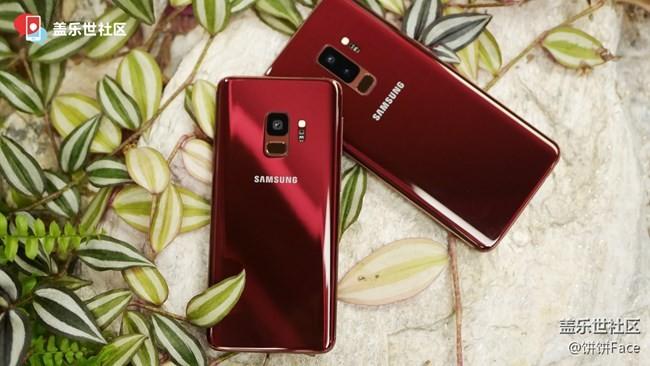 Samsung ra mắt Galaxy S9/9+ phiên bản đỏ Burgundy đẹp lộng lẫy ảnh 5