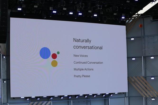Trợ lý ảo Google Assistant trong tương lai sẽ làm được điều gì? ảnh 1