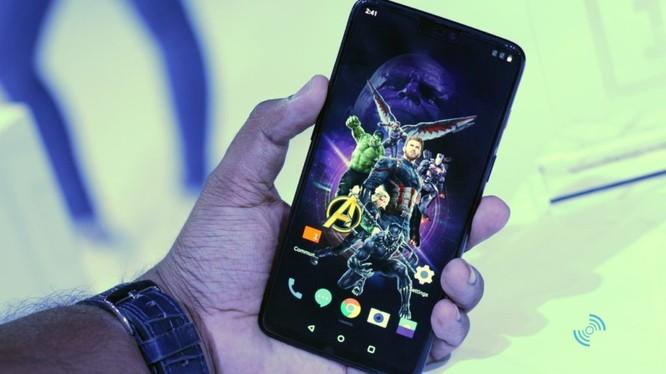 OnePlus ra mắt mẫu smartphone phiên bản Vũ trụ Marvel ảnh 1