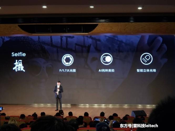 Samsung Galaxy S8 Lite Deluxe Edition tại Bắc Kinh: Cấu hình tầm trung, giá flagship ảnh 2