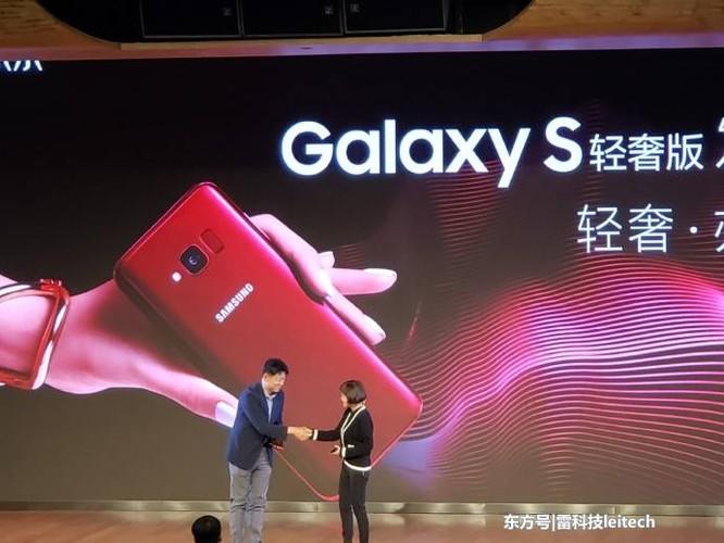 Samsung Galaxy S8 Lite Deluxe Edition tại Bắc Kinh: Cấu hình tầm trung, giá flagship ảnh 1