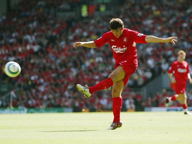 Liverpool thế hệ vô địch Champion League năm 2005, họ đang làm gì, ở đâu? ảnh 22