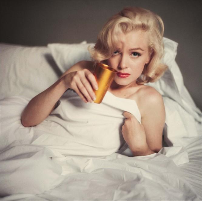 Những bức ảnh chưa bao giờ được công bố của nữ hoàng màn bạc Marilyn Monroe ảnh 7