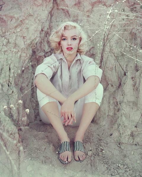 Những bức ảnh chưa bao giờ được công bố của nữ hoàng màn bạc Marilyn Monroe ảnh 5