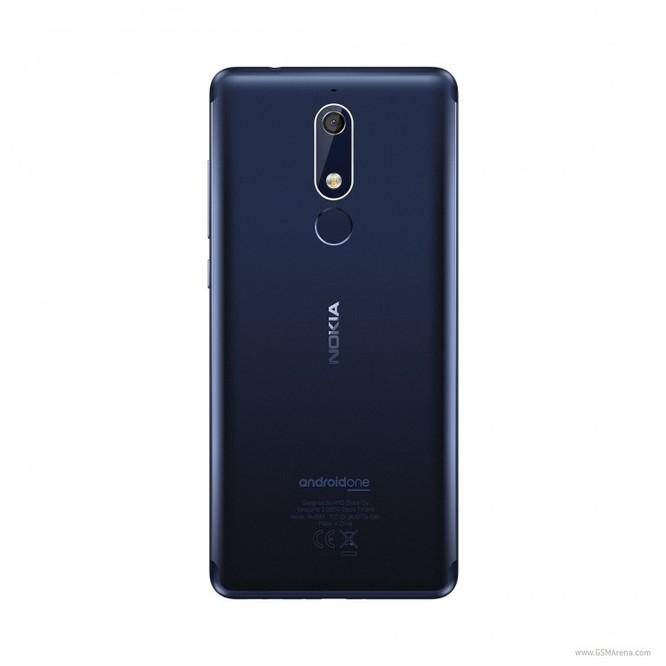 Lộ diện Nokia 5.1, 3.1 và 2.1 - bộ 3 smartphone giá rẻ chạy Android One và Android Go ảnh 3