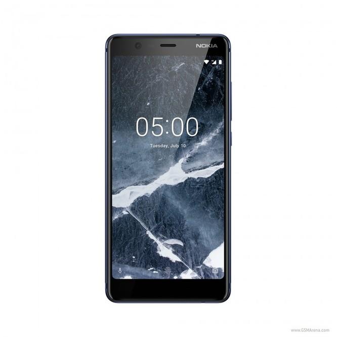 Lộ diện Nokia 5.1, 3.1 và 2.1 - bộ 3 smartphone giá rẻ chạy Android One và Android Go ảnh 2