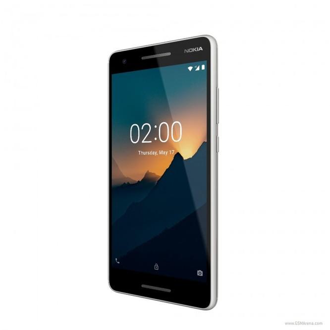 Lộ diện Nokia 5.1, 3.1 và 2.1 - bộ 3 smartphone giá rẻ chạy Android One và Android Go ảnh 8