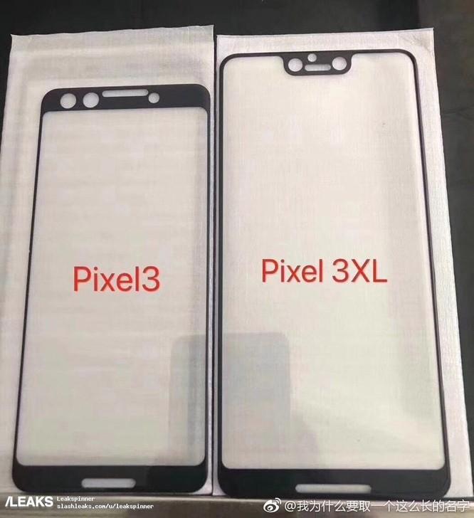 """Pixel 3 với thiết kế """"tai thỏ"""" sẽ ra mắt vào tháng 10 ảnh 1"""