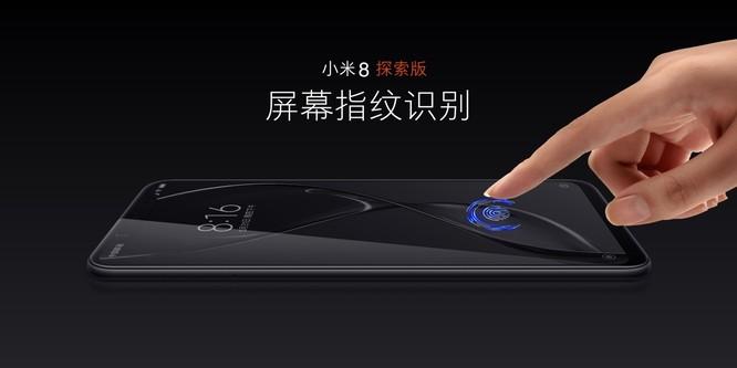 Xiaomi ra mắt Mi 8: không hổ danh flagship Trung Quốc ảnh 12