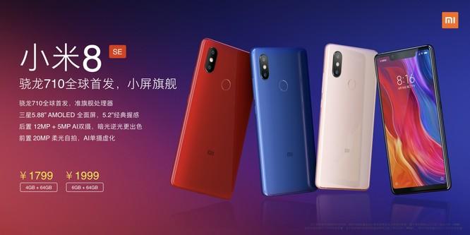 Xiaomi ra mắt Mi 8: không hổ danh flagship Trung Quốc ảnh 11