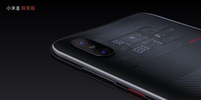 Xiaomi ra mắt Mi 8: không hổ danh flagship Trung Quốc ảnh 13