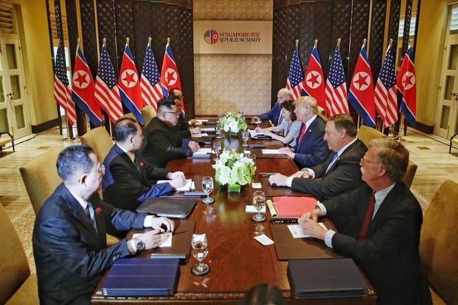 """Lịch sử các kỳ hội nghị """"hạ nhiệt"""" bán đảo Triều Tiên ảnh 1"""