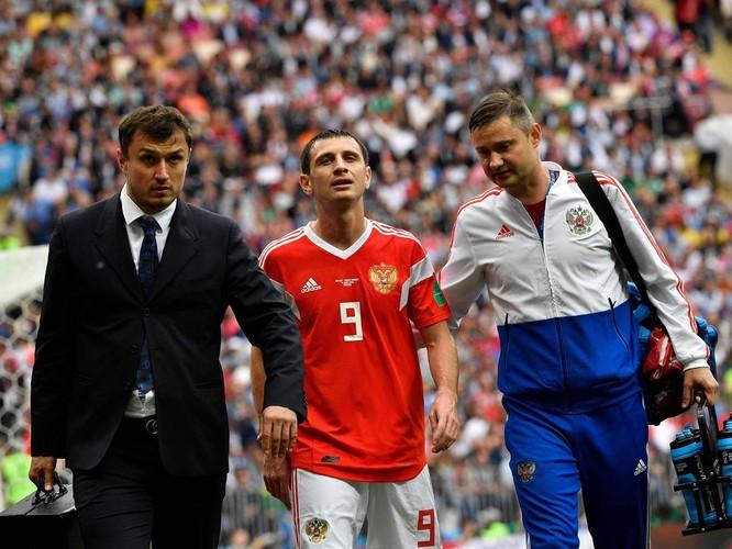 World Cup 2018: 5 điều đọng lại sau chiến thắng hủy diệt của Nga trước Saudi Arabia ảnh 3