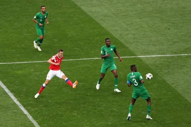 World Cup 2018: 5 điều đọng lại sau chiến thắng hủy diệt của Nga trước Saudi Arabia ảnh 2