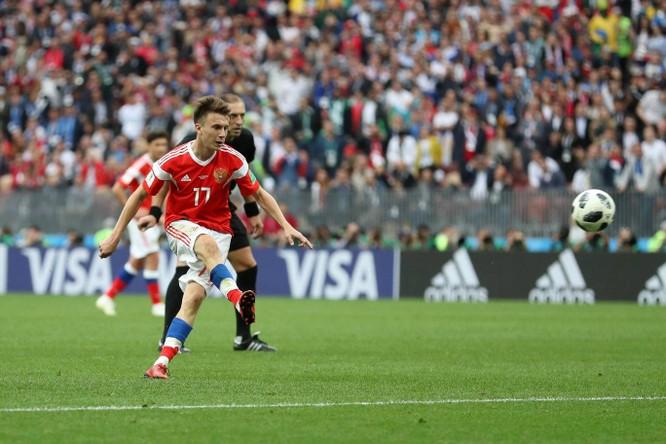 World Cup 2018: 5 điều đọng lại sau chiến thắng hủy diệt của Nga trước Saudi Arabia ảnh 5