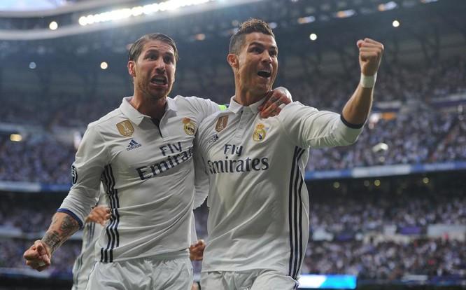 """Sergio Ramos: """"Tôi hy vọng Ronaldo không có phong độ tốt nhất"""" ảnh 1"""