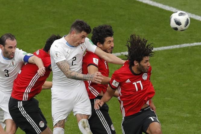 5 điều đọng lại sau trận thua đáng tiếc của Ai Cập trước Uruguay ảnh 1